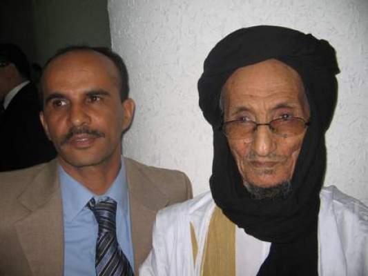 """والد زعيم """"البوليساريو"""": أشهر لي القذافي صورة ابني محمد عبد العزيز فلم أتعرف عليه (2/3)"""