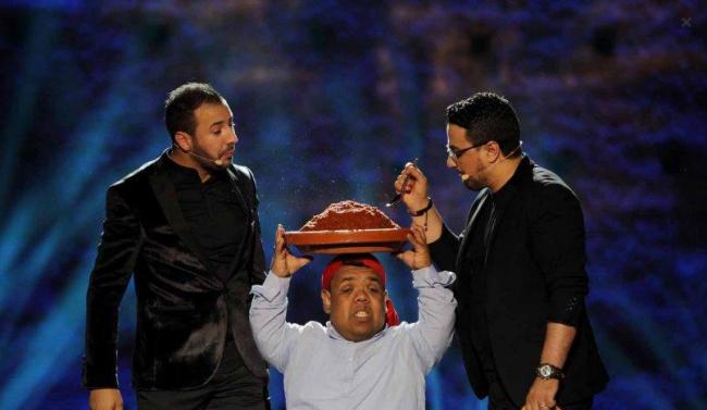 """هذه حقيقية فشل عرض """"رشيد شو"""" في مهرجان الضحك بمراكش"""