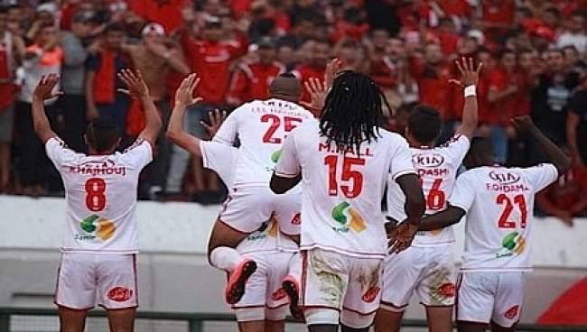 الوداد و الجيش و الحسنية يضربون بقوة في الدور الـ 16 من كأس العرش