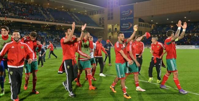 """""""الفيفا"""" تضع المغرب في التصنيف الثاني قبيل تصفيات المونديال"""