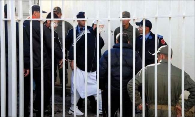 السجن النافذ في حق 25 متهما توبعوا من أجل أفعال إرهابية