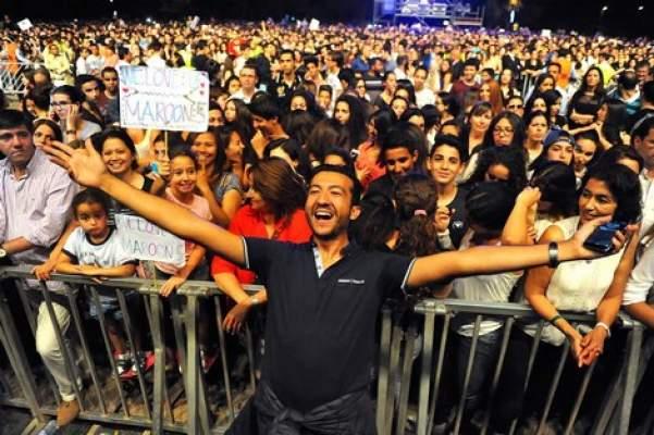 منظمون: مهرجان موازين إيقاعات العالم بالمغرب استقبل 2.6 مليون زائر