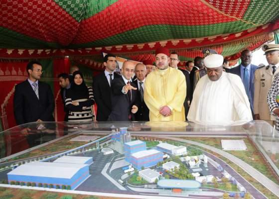 الملك يعلن المكانة الجديدة للمغرب في القارة السمراء !