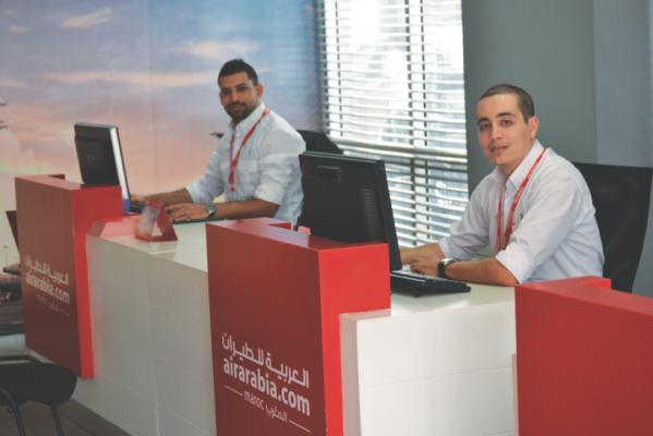 العربية للطيران المغرب: فتح وكالات بالبيضاء وطنجة طيلة أيام الأسبوع