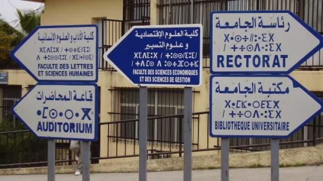 أقوال الصحف: الأمازيغية في بطاقة التعريف الوطنية وعلى سيارات الأمن ولغة للتقاضي