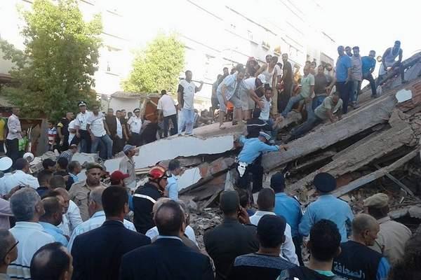 أقوال الصحف: 3 متهمين في انهيار عمارة سباتة أمام القضاء