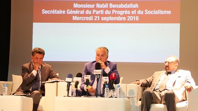 """بن عبد الله ردا على إلياس: لم أساهم في تأسيس """"حركة لكل الديمقراطيين"""" بل رفضت ذلك"""