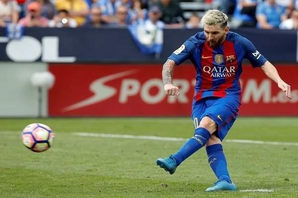 ميسي يعود إلى تداريب برشلونة