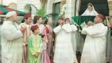 صديقات للقصر(2) .. والدة زوجة مولاي رشيد ووالدة للاسكينة