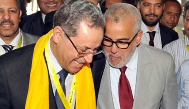 بنكيران يبدأ رسميا مشاوراته مع العنصر لتشكيل الحكومة الجديدة