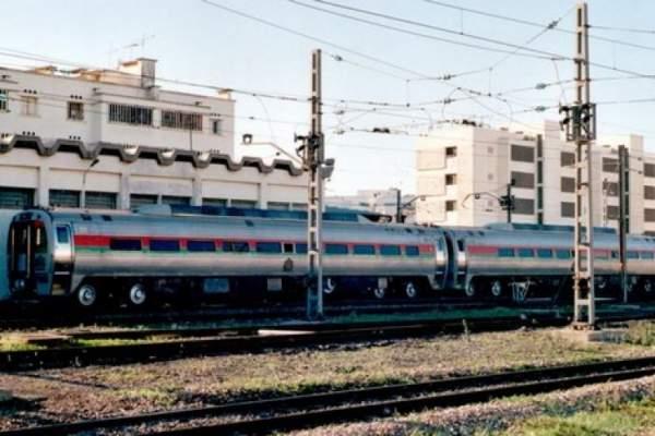 بالصورة ..قطار الملك محمد السادس من الداخل