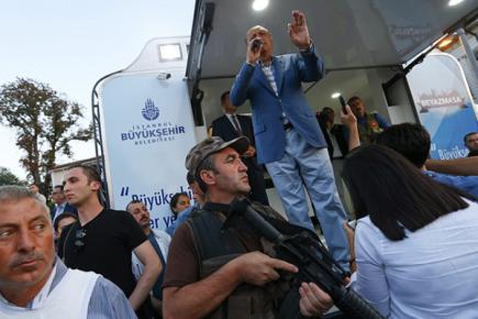 اعتقال أكثر من 35 ألف شخص في تركيا منذ محاولة الانقلاب