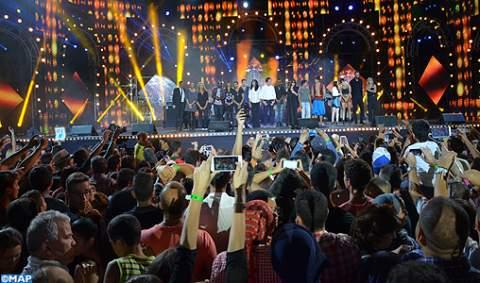 حفل التسامح في أكادير: حشد هائل من الجمهور يحتفي بقيم الحوار الثقافي والتسامح