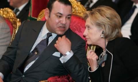 """كلينتون: ليس لدي شيء أقوله عن """"تبرعات المغرب"""" وويكيليكس"""