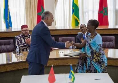 محمد السادس لرئيس رواندا: زيارتي ستضفي دينامية على علاقات البلدين