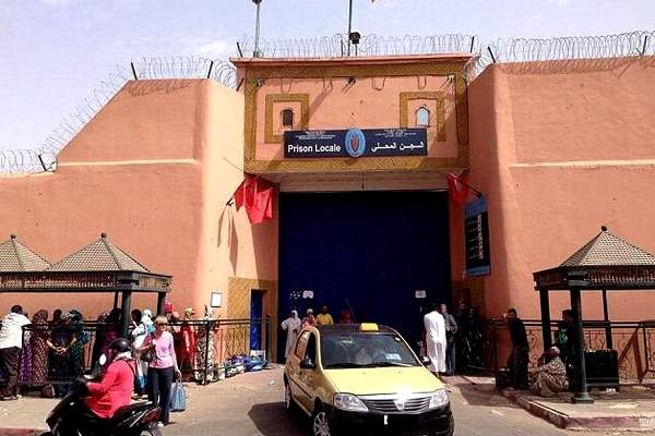 مندوبية السجون تكشف أسباب ترحيل عدد من نزلاء السجن المحلي بولمهارز بمراكش