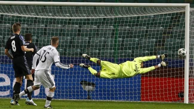 فيديو: دوري أبطال أوروبا.. ريال مدريد يتعثر في نزهته البولندية