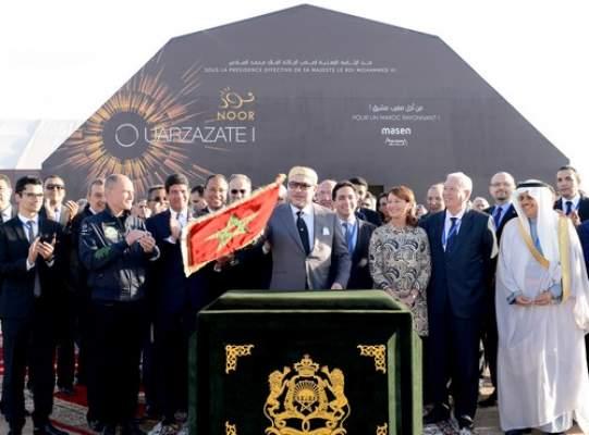 المغرب يتوسع في مشاريع الطاقة الشمسية بمحطتين جديدتين