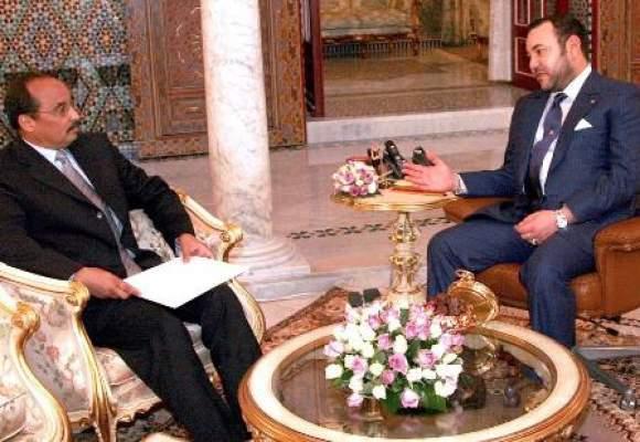 ولد عبد العزيز: موريتانيا حريصة على التعاون مع المغرب