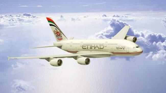 """الاتحاد للطيران تفوز بجائزتي أفضل درجة أولى وأفضل شركة طيران في منطقة """"مينا"""""""