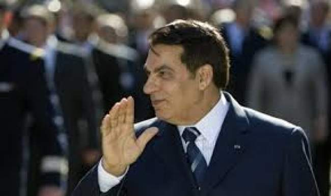 بعد صمت طويل بن علي يخرج للدفاع عن حكمه