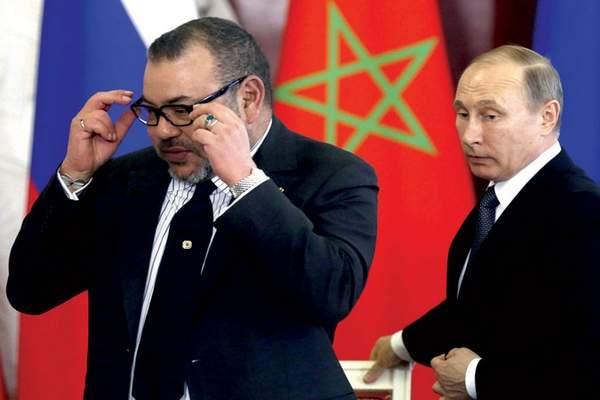 مزوار يستقبل سفير موسكو بعد اتّهام بنكيران لروسيا بتدمير سوريا