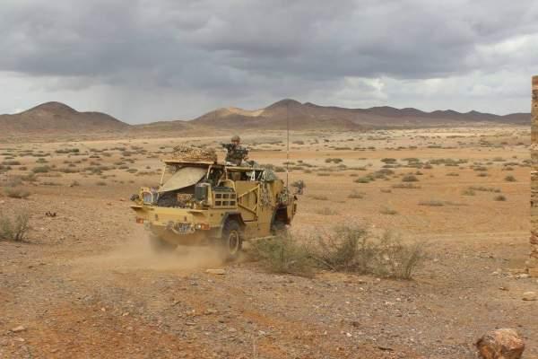 """الجيش المغربي يضبط النفس ضد استفزازات البوليساريو بـ""""الكركرات"""""""