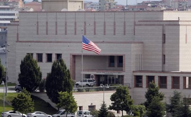 الخارجية الأميركية : أنباء عن إطلاق نار قرب سفارتنا في أنقرة