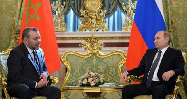 بوتين و ميركل و الرئيس الصيني في مقدمة مهنئي الملك بحلول السنة الجديدة
