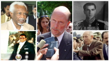 رؤساء الدول والملوك الفارون إلى المغرب