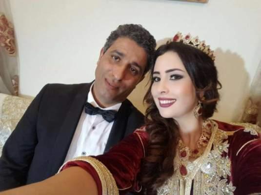 الممثلة ابتسام العروسي تعقد قرانها على مخرج مغربي