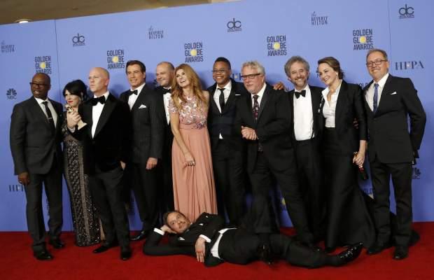 """فيلم La La Land يحصد 7 جوائز في """"جلودن جلوب"""" وستريب تهاجم ترامب في الحفل"""