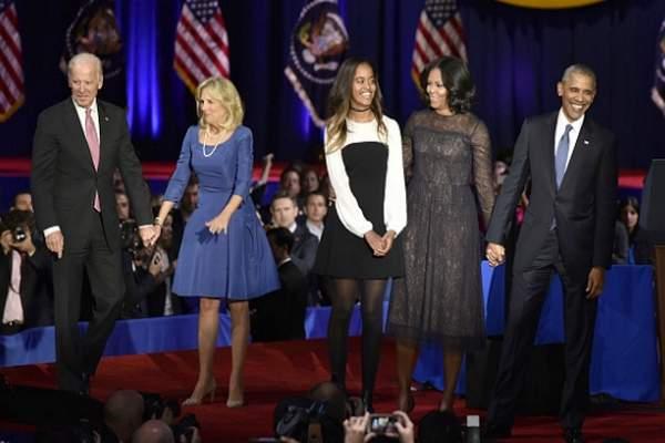 أوباما يلمح لرفضه مواقف ترامب في خطابه الأخير