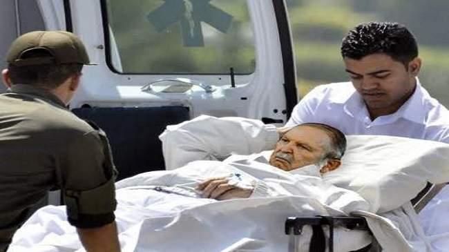 """صور.. صحيفة """"النهار"""" الجزائرية تعلن وفاة بوتفليقة !"""
