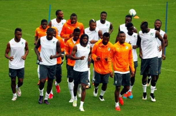 ساحل العاج يفوز على اوغندا 3 صفر وديا
