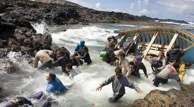 ضبط 12 ألف متسلل ومهاجر غير شرعي في 2016 بمصر
