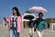 المغرب في مقدمة وجهات السياح القادمين من روسيا والصين