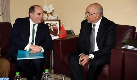 بريطانيا والمغرب يبحثان تعزيز التعاون الأمني والاستخباراتي في محاربة الإرهاب