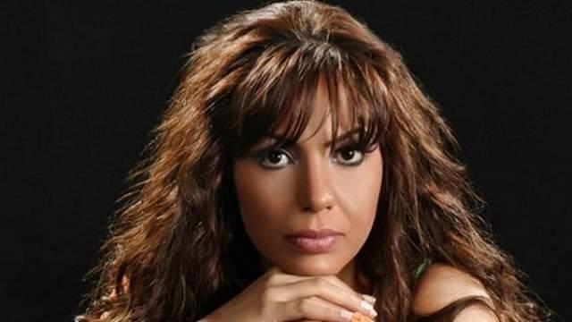 ممثلة مصرية تدخل للمستشفى بسبب زوجها