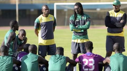 مدرب المنتخب السنغالي: المغرب يملك منتخبا جيدا وقد يبلغ ربع نهائي #كان_2017