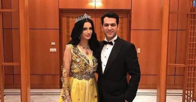 بالصور ..نجوم مغاربة في زفاف يلدريم وايمان الباني بالصخيرات
