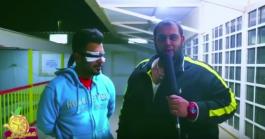 مذيع كويتي يحرق ضيفه على الهواء مباشرة (فيديو)