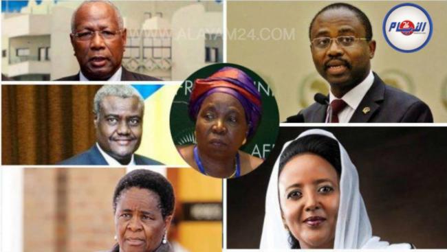 صور.. تعرف على المرشحين لخلافة زوما على رأس مفوضية الاتحاد الإفريقي