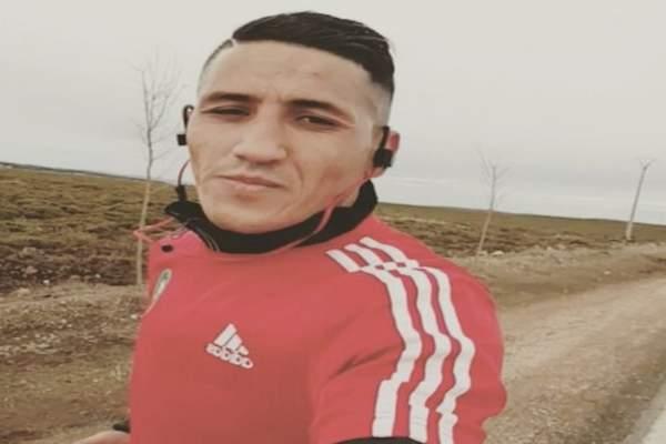 فيديو.. فيصل فجر يركض في مرتفعات إفران