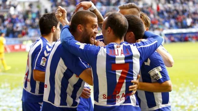 الافيس يبلغ نهائي كأس ملك اسبانيا للمرة الأولى