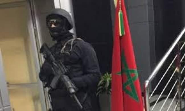 الأمن يعتقل مصري و إريتري مرتبطين بشبكة إجرام دولية