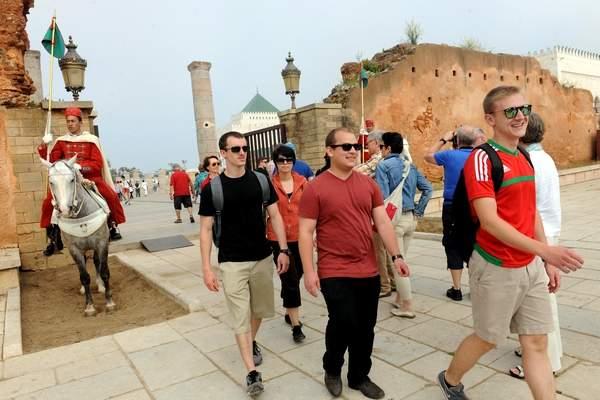 10,3 ملايين سائح زاروا المغرب خلال سنة 2016