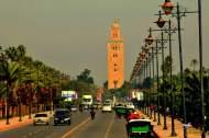 """مراكش تتربع على صدارة المدن الإفريقية حسب """"جودة الحياة"""""""
