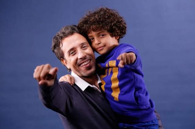 """سعيد مسكر يطلق أغنية جديدة بعنوان """" أنا معاك """""""