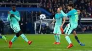 برشلونة يكتسح تشكيلة أسوأ فريق في ذهاب الأبطال